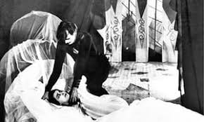 The Cabinet Of Dr Caligari Expressionism Analysis by The Cabinet Of Dr Caligari Review U2013 Philip French On One Of