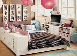 decoration chambre fille ado lit ado fille