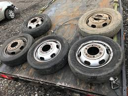 100 16 Truck Wheels Ford Transit Mk6 Tipper Luton Truck Wheels Loads Available In