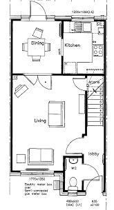 100 Semi Detached House Design Floor Plans Of Semidetached House Download Scientific
