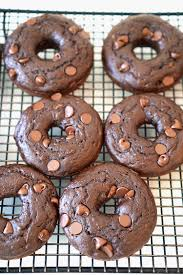 Dunkin Donuts Pumpkin Donut Calories by Double Chocolate Zucchini Cake Donuts Happiness Is Homemade