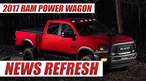 2017 RAM Power Wagon : Is This The Most Off-road Capable Truck ... Legacy Classic Trucks Dodge Power Wagon Defines Custom Offroad 10 Reasons The Ram Macho Is Ultimate Expedition Rubbermaid 24 X 36 5th Wheel Truck W Casters Trash Flamin Hot Food Wrap For Chuck Car City Online 2017 Ram Review Gallery Top Speed 2014 2500 4x4 Crew Cab 149 In Wb Specs And Prices Pickup Red Kinsmart 5017d 142 Scale Diecast East Nassau Ny Roaming Hunger 1995 Used Gmc P3500 Stepvan Lunch Actual 8k 1946 Vintage Show Avaliable Youtube This The Most Offroad Capable Truck