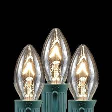 replacement clear light bulbs