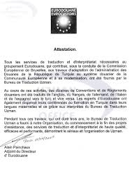 bureau de traduction bruxelles uzman tercüme çeviri bürosu referanslarımız