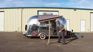 100 Antique Airstream 1961 Vintage Bambi Revealed And Explained YouTube