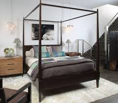 Four Poster Bed Usher In The Holiday Retreat Vibe
