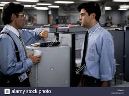 Alles Routine Office Space Bill Lumbergh Gary Cole Peter Ron Livingston Local Caption 1999 20th Cent Fox