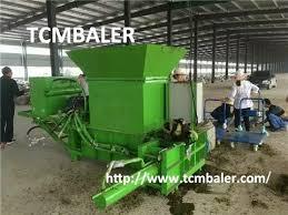tcm baler chopped straw pressing baler machine ghana