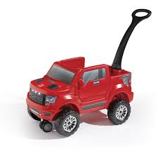 100 Ford Truck F150 Step2 SVT Raptor Red Ride On Push Car Walmartcom