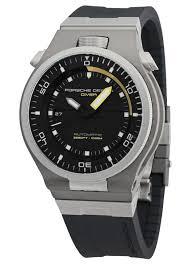 Porsche Design Diver 6780 44 53 1218 Wrist Watch for Men