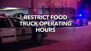 100 Food Trucks Raleigh Nc Limit Food Trucks And Parking Debates Plan To Curb Rowdy