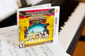 Final Fantasy Theatrhythm Curtain Call by Nintendo 3ds U2013 Faru U0027s Eyes