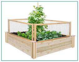 greenes fence raised beds
