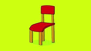 dessiner une chaise apprendre à dessiner une chaise
