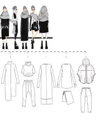 Cad The Line Drawing FashionFashion Design