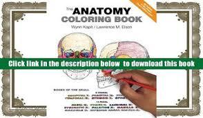 Xloecl Web Art Gallery Wynn Kapit Anatomy Coloring Book
