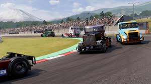 100 Racing Trucks FIA European Truck Championship Review Polygon