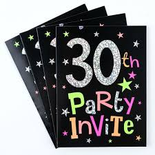 60th Birthday Party Invitations Black And Gold Birthday Party