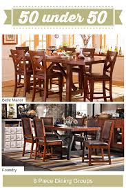 50 Under Sale At Furniture Row Dining Room Sets