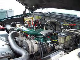 100 Diesel Vs Gas Trucks MAP Sensor Vs Boost Sensor Question Place Chevrolet And