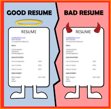 85+ Bad Resume Examples - Examples Of Bad Resumes Free 5 Qm ... Bad Resume Sample Examples For College Students Pdf Doc Good Find Answers Here Of Rumes 8 Good Vs Bad Resume Examples Tytraing This Is The Worst Ever High School Student Format Floatingcityorg Before And After Words Of Wisdom From The Bib1h In Funny Mary Jane Social Club Vs Lovely Cover Letter Images Template Thisrmesucks Twitter