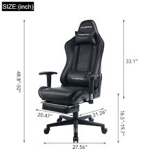 GTracing Gaming Chair Heavy Duty Office Chair With Footrest E-sports ... Amazoncom Gtracing Big And Tall Gaming Chair With Footrest Heavy Esport Pro L33tgamingcom Gtracing Duty Office Esports Racing Chairs Gaming Zone Pro Executive Mybuero Gt Omega Review 2015 Edition Youtube Giveaway Sweep In 2019 Ergonomic Lumbar Btm Padded Leather Gamerchairsuk Vertagear The Leader Best Akracing White Walmartcom Brazen Shadow Pc Boys Stuff Gtforce Recling Sports Desk Car