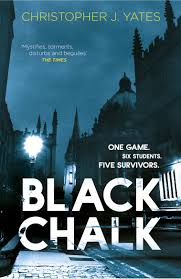 Black Chalk: Amazon.co.uk: Christopher J. Yates: 9780099581628: Books