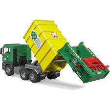 Bruder MAN TGS Rear-loading Garbage Truck Green-yellow - Buy At ... Buy Bruder Man Tga Rear Loading Garbage Truck Orange 02760 Scania R Series 3560 Incl Shipping Large Kit Toy Dust Bin Cart Lorry Mercedes Tgs Rearloading Garbage Truck Greenyellow At Bruder Scania Rseries Toy Vehicle Model Vehicle Toys 01667 Mercedes Benz Mb Actros 4143 Green Morrisey Australia 03560 Rseries Newfactory Man Cstruction Red White Online From Fishpdconz