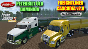 Farming Simulator 2015 - Mod Review Peterbilt Old Dominion ... New Personal Conveyance Guidance Gives Flexibility To Find Truck Old Dominion Freight Line Youtube Lease Purchase Program Faqs Quality Companies Ge Capital Sells Division Farming Simulator 2015 Mod Review Peterbilt Expanding Near New Homegoods And Fedex Facilities Brings In Customers Tour Service Center Old Dominion Freight Line Inc 2017 Annual Report Inc Thomasville Nc Rays Photos Announces General Rate Increase Fleet News Daily Go Further With Fs Dave Marti Trucking Penske Rental Reviews