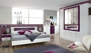chambre adulte ccontemporaine coloris blanc m re venise iii complete