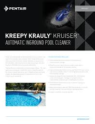 100 Worldwide Pools Pentair Products Automatic Pool Cleaners