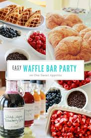Waffle Bar How To Throw A Waffle Party Wholefully Protein Bar Bar Waffles And Waffles A Very Merry Holiday Citrus Punch Recipe Make Waffle Sweetphi Cake Mix Plus Planning Tips Mom Loves Baking The Best Toppings From Savory Sweet Taste Of Home Eggo Truckinspired Pbj Styleanthropy 6 The Best Toppings Recipe Food To Love Bridal Shower With Chinet Cut Crystal Giveaway Hvala Matcha Softserveice Blended Latte Frappe At Southern Gentleman Baby