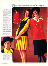 1970s Fashion For Women Girls