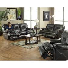 Catnapper Reclining Sofa Set by Brown Power Reclining Sectional 6 Pc Sofa Wedge Loveseat 3 Pc