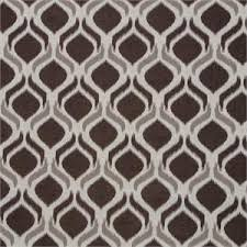 Moroccan Tile Curtain Panels by Bali Tile Curtain Panels In Taupe Chocolate Brown Color Moroccan