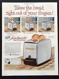 Image Is Loading 1953 Vintage Print Ad TOASTMASTER 50 039 S