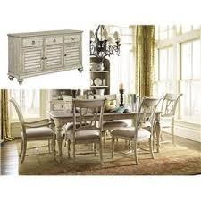 Kincaid Furniture Weatherford 8 Piece Dining Set