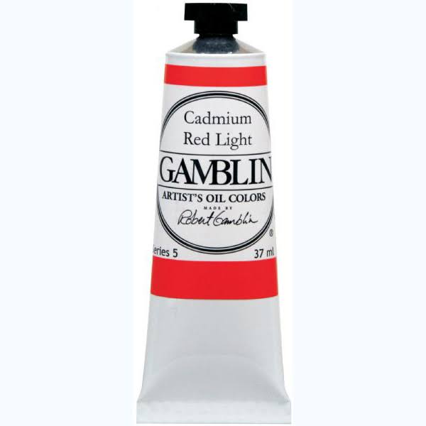 Gamblin Artist's Oil Color - Silver, 37ml