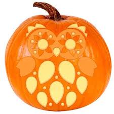 Drilled Jack O Lantern Patterns by 50 Pumpkin Designs And Carving Patterns That Will Upgrade Your