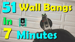 macdonald siege 51 wall bangs in 7 minutes ranked highlights rainbow six siege