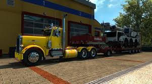 PETERBILT 359 V1.0 (1.29, 1.30) | Allmods.net Semi Truck 142 Full Fender Boss Style Stainless Steel Raneys American Simulator Peterbilt 379 Exhd More New Accsories Introduces Special Edition Model 389 News 124 377 Ae Ucktrailersaccsories 1 Vs John Deere Diesel Power Magazine Bumpers Including Freightliner Volvo Kenworth Kw Peterbilt Sunvisor Tsunp25 Parts And Fibertech Fiberglass Products 2001 Stock 806187 Hood Tpi 579 Edit Mod For Ats 365 367 Exterior