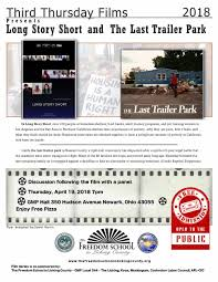100 How Long Is A Truck Third Thursday Films Story Short And The Last Trailer Park