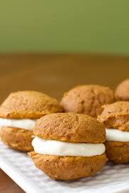 Pumpkin Whoopie Pies Gluten Free pumpkin whoopie pies poet in the pantry