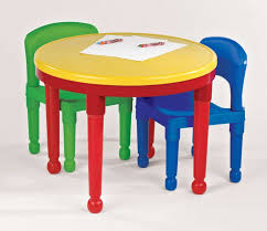 Table Chair Set Bright Primary Colors LEGO Tot Tutors 2-in-1 Round Plastic  Kids Tot Tutors Playtime 5piece Aqua Kids Plastic Table And Chair Set Labe Wooden Activity Bird Printed White Toddler With Bin For 15 Years Learning Tablekid Pnic Tablecute Bedroom Desk New And Chairs Durable Childrens Asaborake Hlight Naturalprimary Fun In 2019 Bricks Table Study Small Generic 3 Piece Wood Fniture Goplus 5 Pine Children Play Room Natural Hw55008na Nantucket Writing Costway Folding Multicolor Fnitur Delta Disney Princess 3piece Multicolor Elements Greymulti