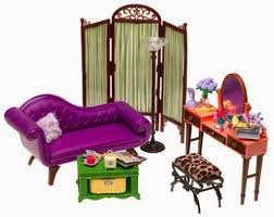 Barbie Fashion Living Room Set by Inside The Barbie Craft Room How To Repaint Barbie Furniture The