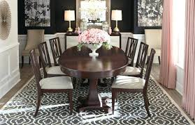 Oval Dining Room Table By Furniture Contemporary For 8 Dimensions