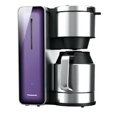 Purple Coffee Maker 4
