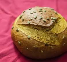 Can Guinea Pigs Eat Salted Pumpkin Seeds by Savory Spiced Pumpkin Yeast Bread U2013 Om Nom Sauce