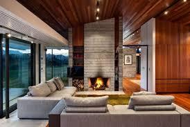 Rustic Modern Home Design Astonishing Ideas Remarkable Room Interior 18