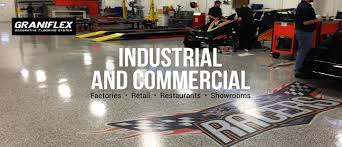 Poured Rubber Flooring Residential by Las Vegas Epoxy Flooring Systems Rubber Flooring Systems